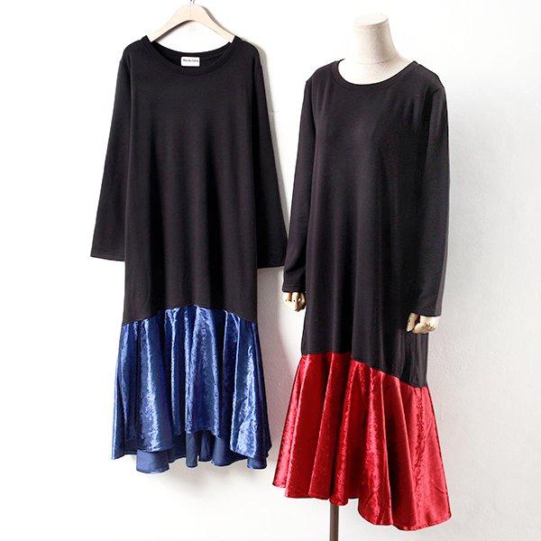 빅사이즈 블랙 도매 배송대행 미시옷 임부복