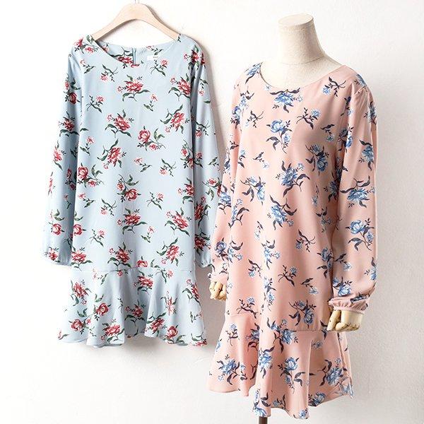 빅사이즈 꽃패턴 도매 배송대행 미시옷 임부복