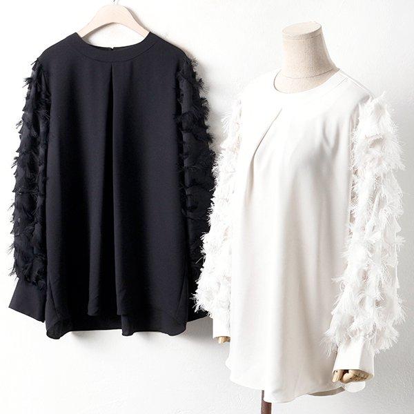 빅사이즈 풍성소매 도매 배송대행 미시옷 임부복