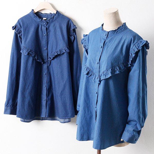 빅사이즈 청 도매 배송대행 미시옷 임부복