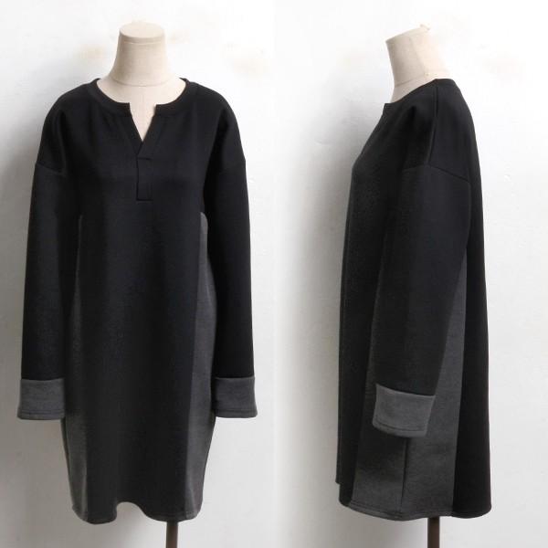 모더니즘분또원피스 WW3368M810  도매 배송대행 미시옷 임부복