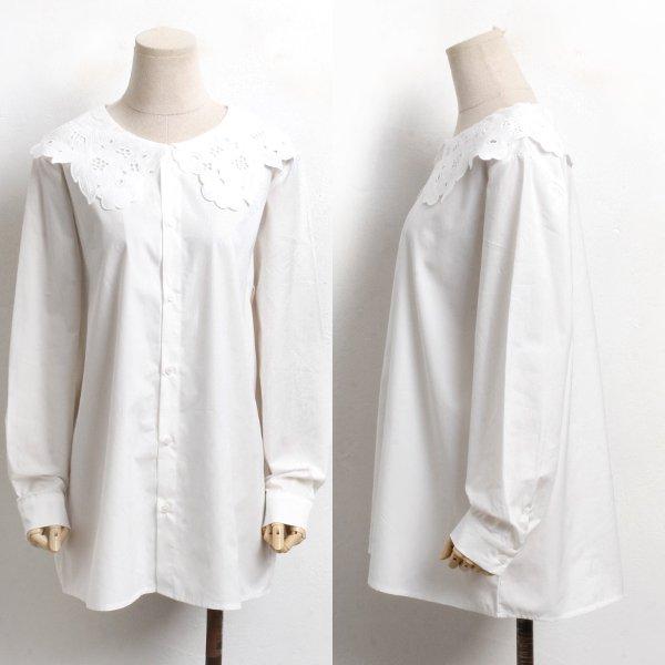 화이트 레이스 남방 PS3382M810  도매 배송대행 미시옷 임부복