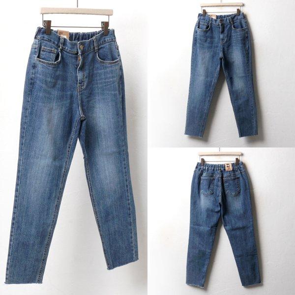 데일리 일자청 팬츠 DO3388M810  도매 배송대행 미시옷 임부복