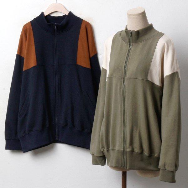 캐쥬얼 빈티지집업 WB3399M810  도매 배송대행 미시옷 임부복