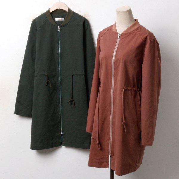 립 스트링 워싱자켓 BG3413M810  도매 배송대행 미시옷 임부복