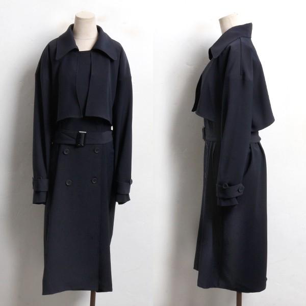 베이직 트렌치 코트 NN3414M810  도매 배송대행 미시옷 임부복