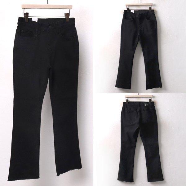 블랙부츠컷 새미진 PN3915M812  도매 배송대행 미시옷 임부복