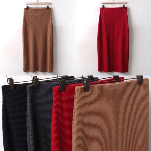 기모 카바링 스커트 MO3946M812  도매 배송대행 미시옷 임부복