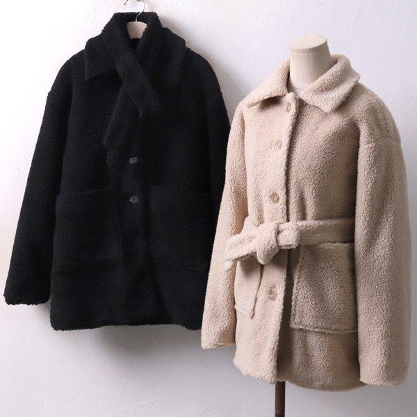 빅포켓 양털 자켓 MO3956M812  도매 배송대행 미시옷 임부복