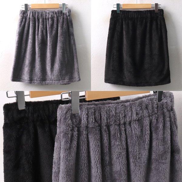 소프트 밍크 스커트 CR3960M812  도매 배송대행 미시옷 임부복
