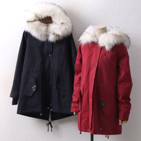 스노우후디야상점퍼 BN3970M812  도매 배송대행 미시옷 임부복