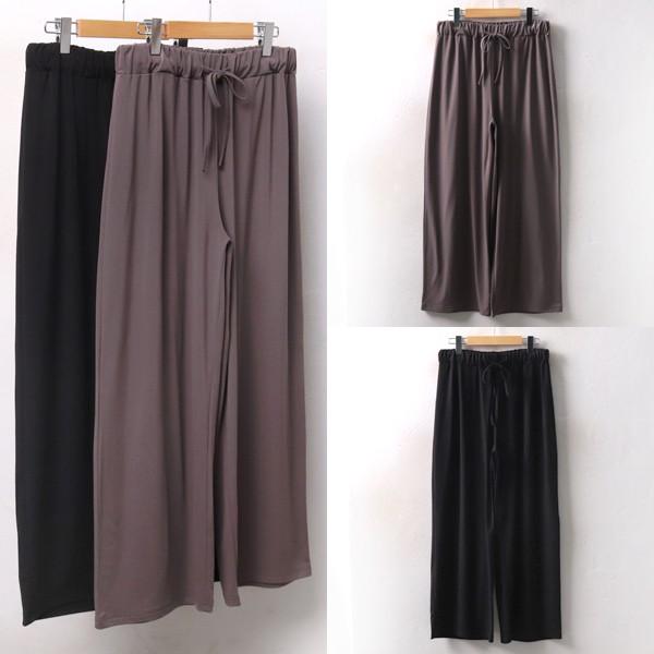 베이직 와이드 팬츠 WW4098M904  도매 배송대행 미시옷 임부복
