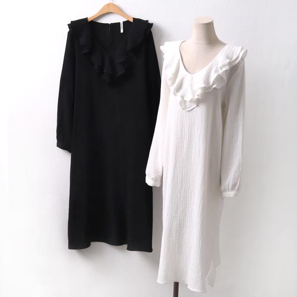 주름셔링더블원피스 GD4326M902  도매 배송대행 미시옷 임부복