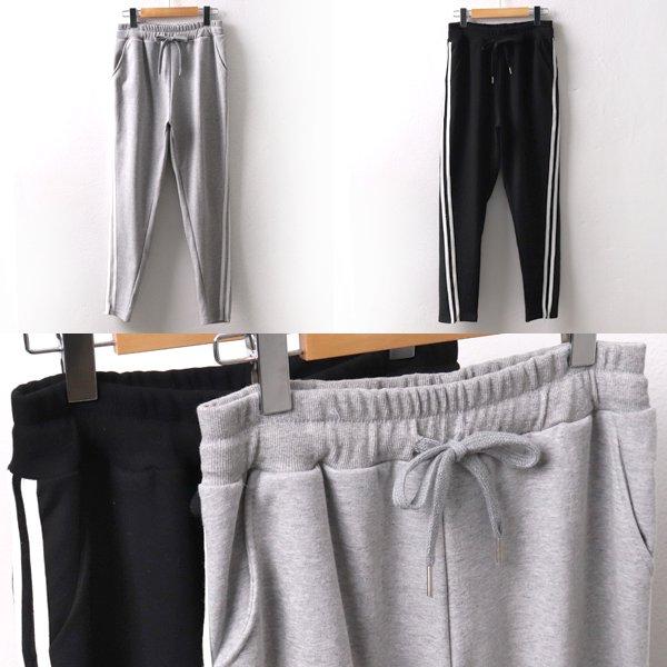 스포티두줄밴딩팬츠 GO4398M902  도매 배송대행 미시옷 임부복