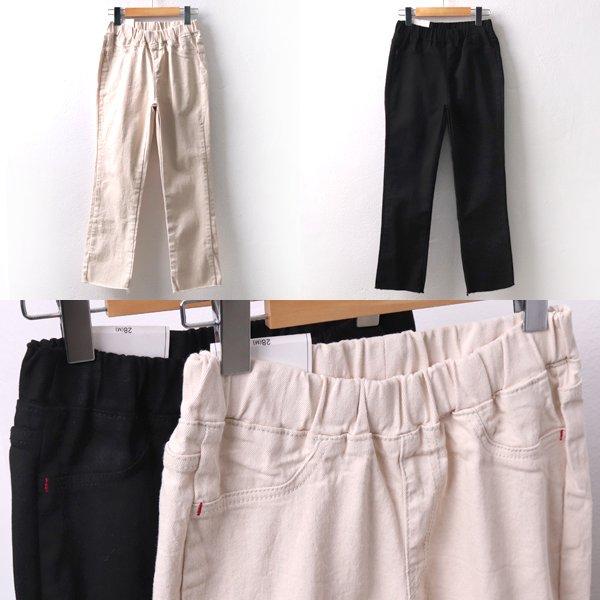 심플면일자밴딩팬츠 DO4411M902  도매 배송대행 미시옷 임부복