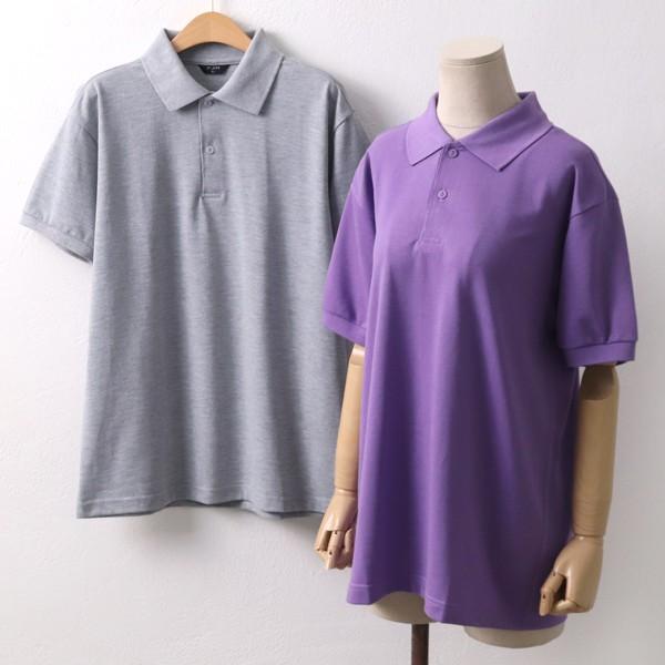 PK카라 반팔 티 PC4429M902  도매 배송대행 미시옷 임부복