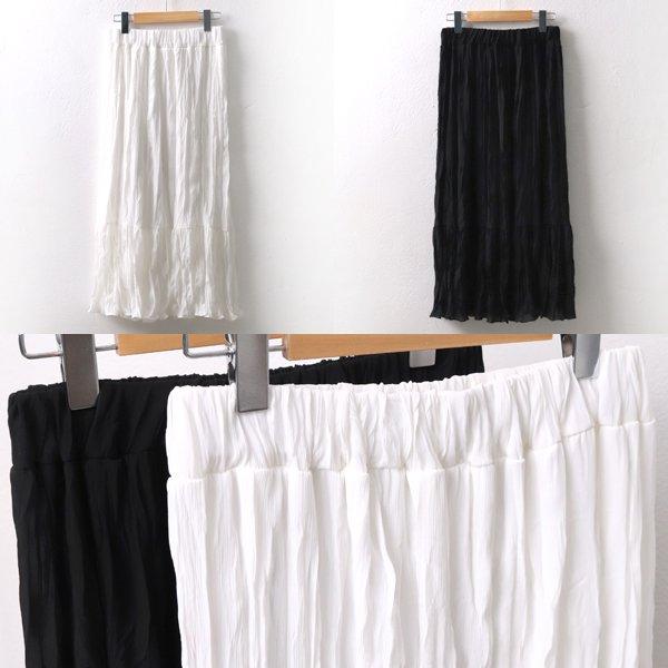 여신주름쉬폰스커트 CH4436M902  도매 배송대행 미시옷 임부복