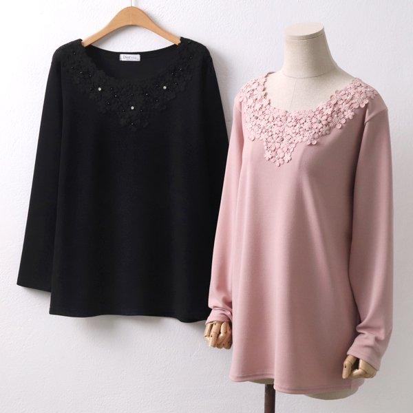 꽃은하수 레이스티 OL4451M902  도매 배송대행 미시옷 임부복