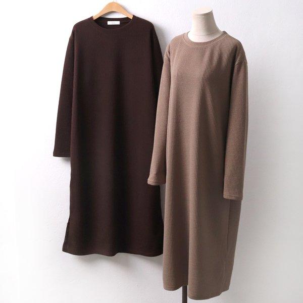 심플골지트임원피스 OK4456M902  도매 배송대행 미시옷 임부복