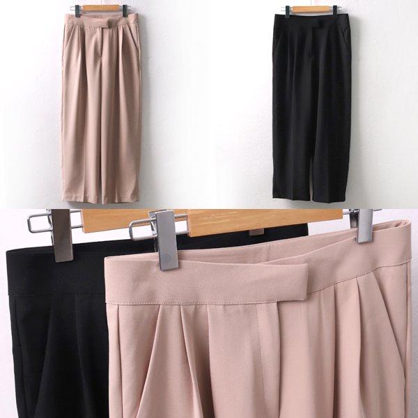 핀탁와이드정장바지 MD4459M902  도매 배송대행 미시옷 임부복