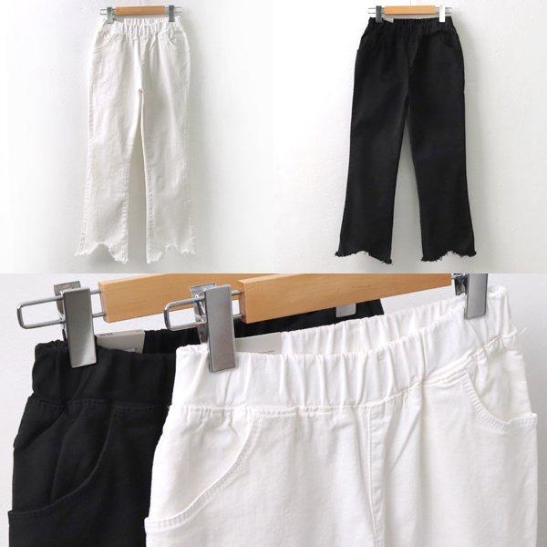 클라우드면부츠팬츠 MD5069M904  도매 배송대행 미시옷 임부복