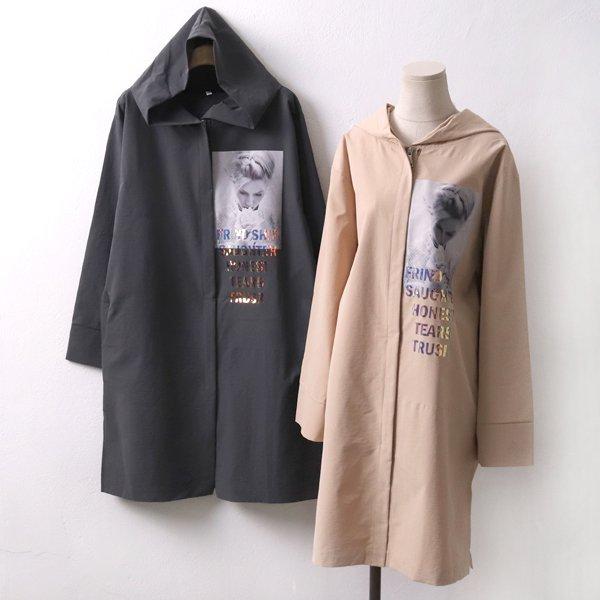 사파리바람막이집업 MN5096M904  도매 배송대행 미시옷 임부복