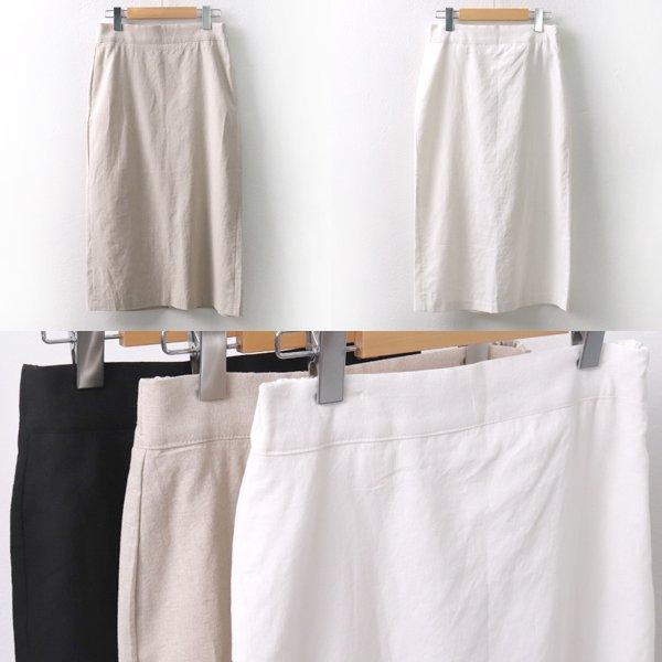 마벨린넨코튼스커트 MO5467M905  도매 배송대행 미시옷 임부복