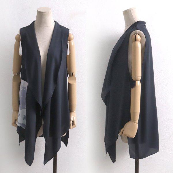 숄카라오픈조끼 BG5601M906  도매 배송대행 미시옷 임부복