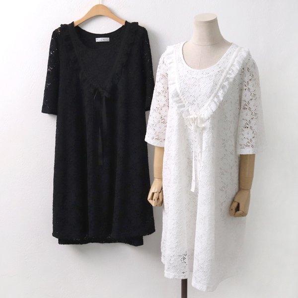 프린세스망사원피스 YP5620M906  도매 배송대행 미시옷 임부복