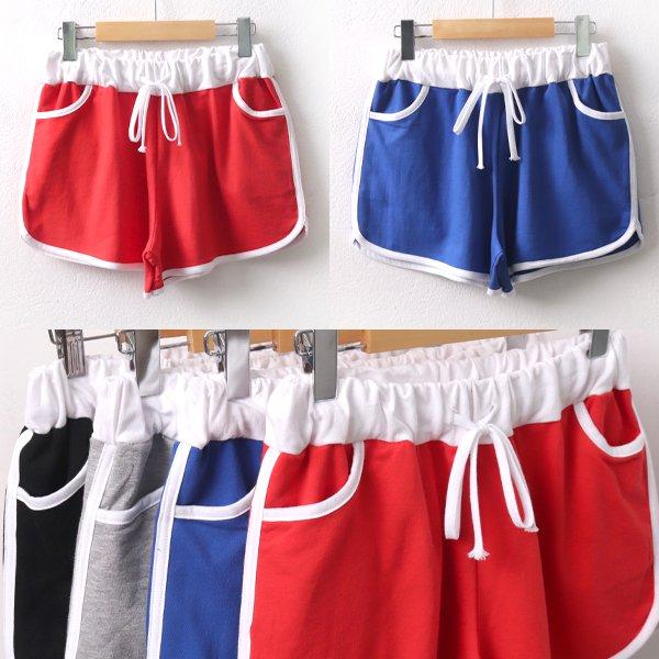 썸머컬러랍빠반바지 ZY5986M907  도매 배송대행 미시옷 임부복