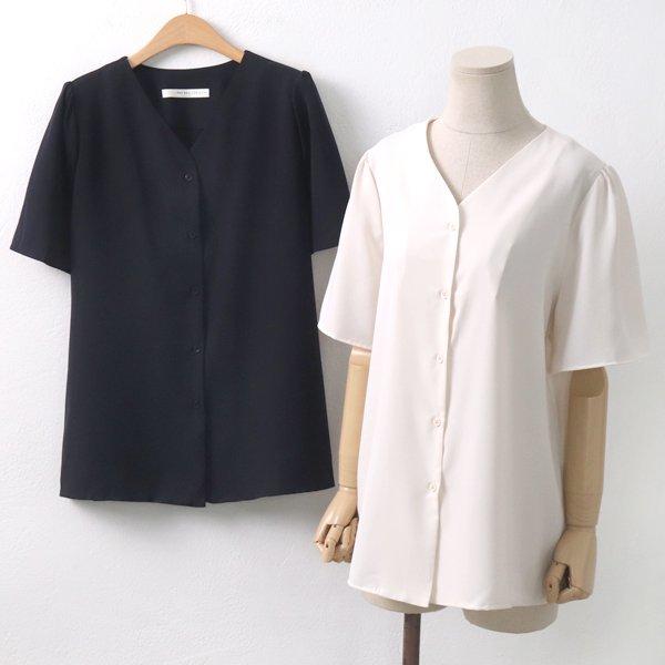 페이지쉬폰블라우스 BN6006M907  도매 배송대행 미시옷 임부복