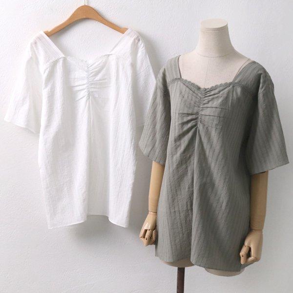 레이스메이블라우스 BA6267M908  도매 배송대행 미시옷 임부복