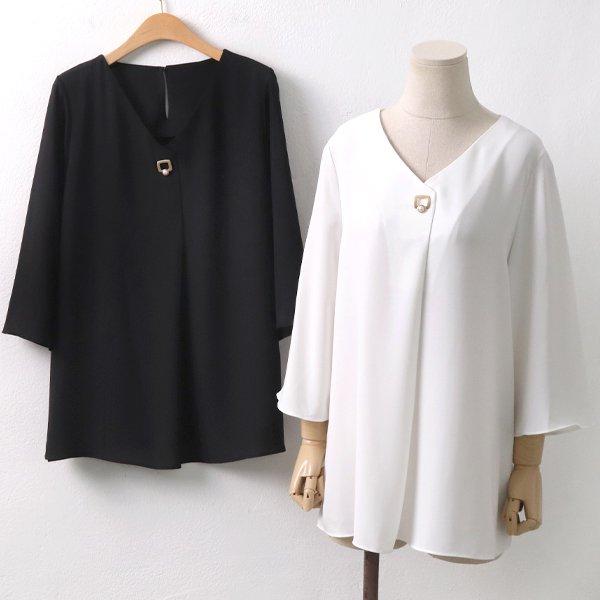 골드모네블라우스 BG6297M908  도매 배송대행 미시옷 임부복