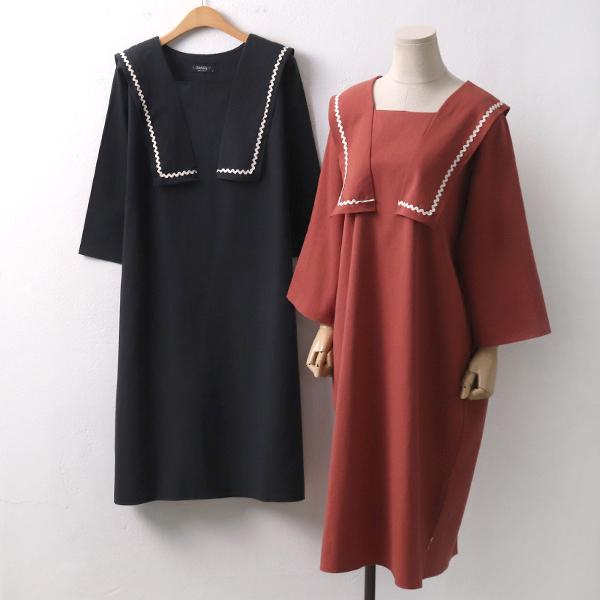 그레이스카라원피스 LY6529M909  도매 배송대행 미시옷 임부복