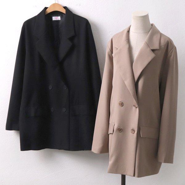 유로클래식버튼자켓 CH6545M909  도매 배송대행 미시옷 임부복