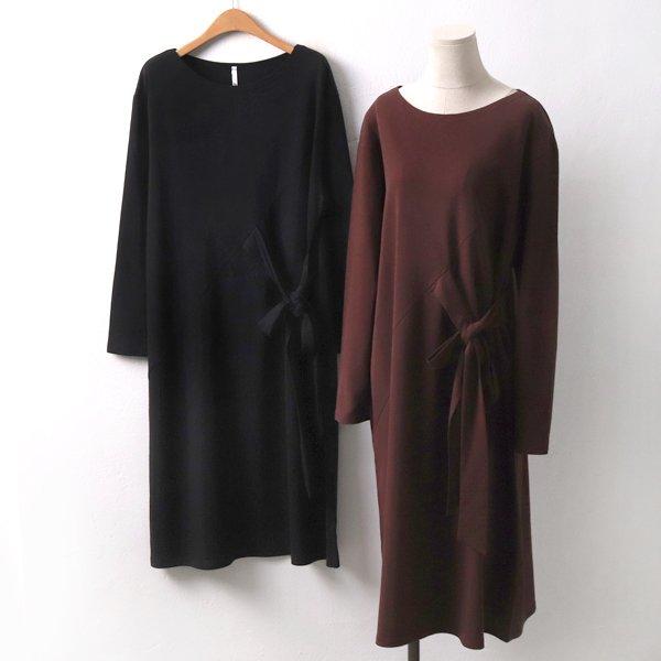 딥컬러리본롱원피스 DD6558M909  도매 배송대행 미시옷 임부복