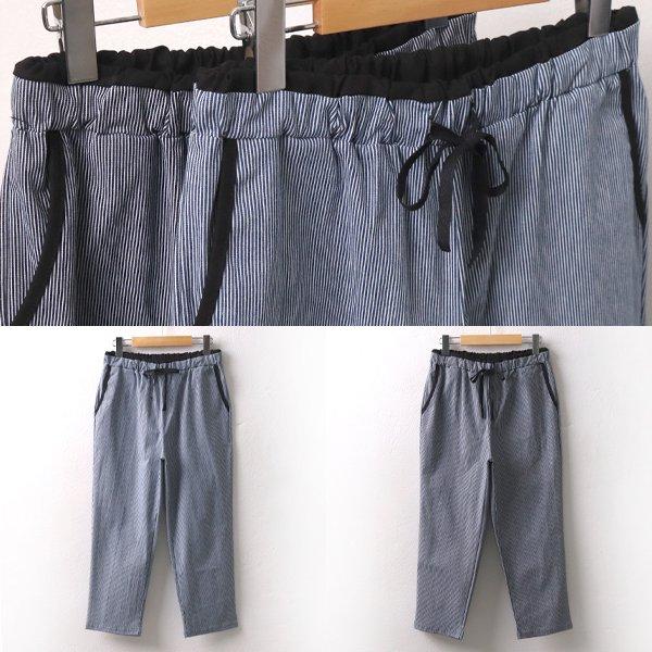 토마슨배색줄지팬츠 OP6576M909  도매 배송대행 미시옷 임부복