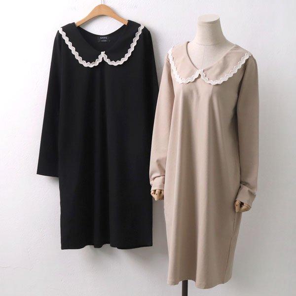 나플리레이스원피스 DA6704M909  도매 배송대행 미시옷 임부복