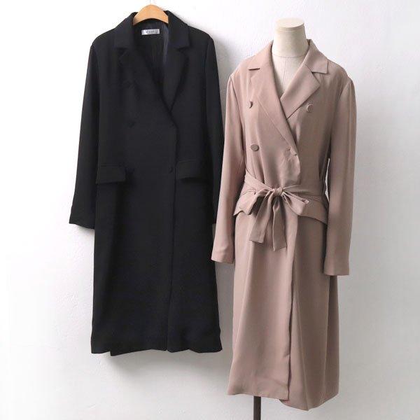 모링가트렌치롱코트 GY6705M909  도매 배송대행 미시옷 임부복