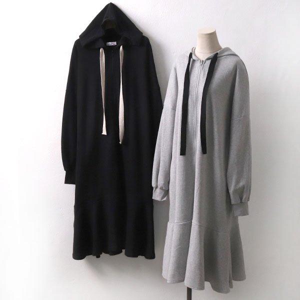 캐주얼후디프릴집업 PO6792M910  도매 배송대행 미시옷 임부복
