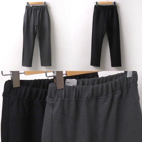 슬림핏밴딩포켓팬츠 LO6819M910  도매 배송대행 미시옷 임부복