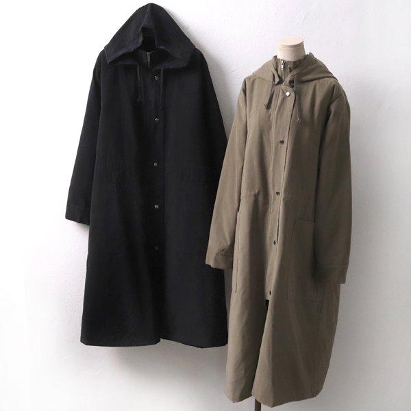 후드롱야상점퍼 CH7088M911  도매 배송대행 미시옷 임부복