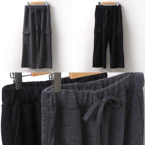 밴딩스트링니트바지 ZY7203M911  도매 배송대행 미시옷 임부복