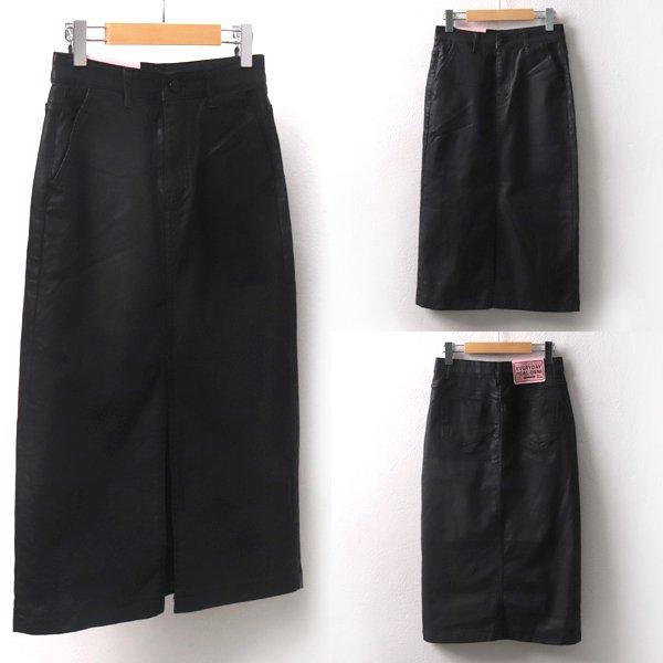 레자H기모롱스커트 CA7233M911  도매 배송대행 미시옷 임부복