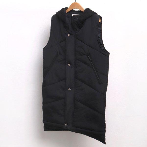 후드 누빔 패딩조끼 BN7459M911  도매 배송대행 미시옷 임부복