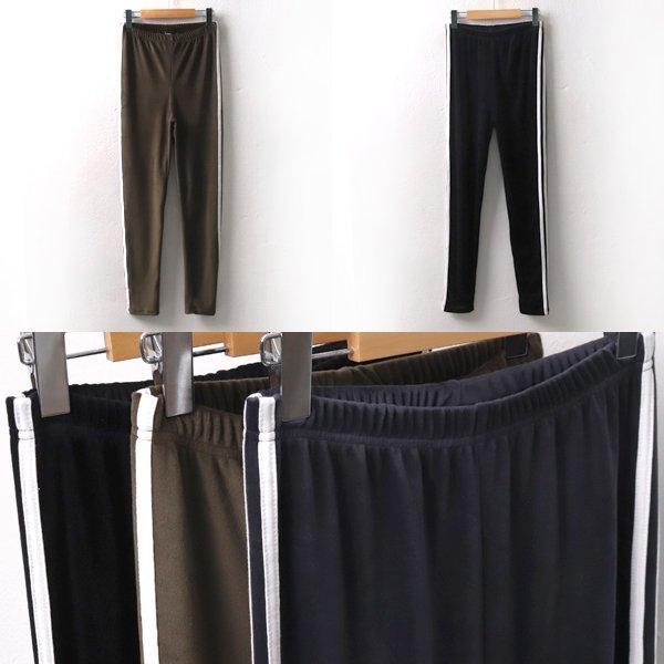 더블라인벨벳레깅스 GO7510M912  도매 배송대행 미시옷 임부복