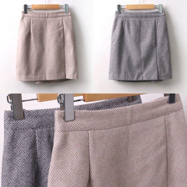 헤링본클래식스커트 CR7531M912  도매 배송대행 미시옷 임부복