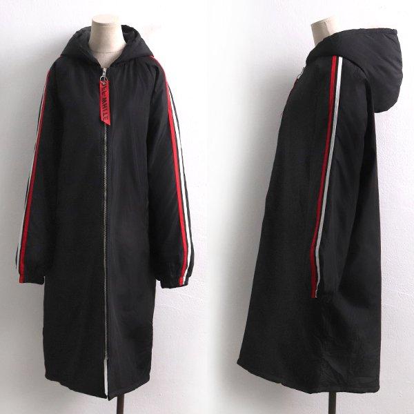 레드포인트패딩점퍼 TW7602M912  도매 배송대행 미시옷 임부복