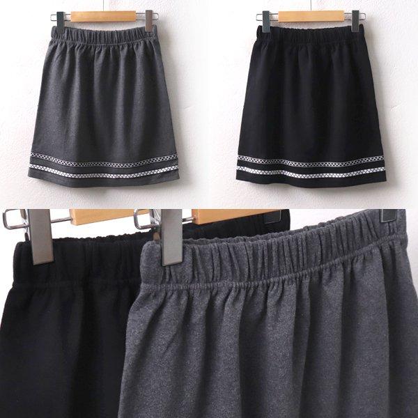 지그나염밴딩스커트 GYD7968M001  도매 배송대행 미시옷 임부복