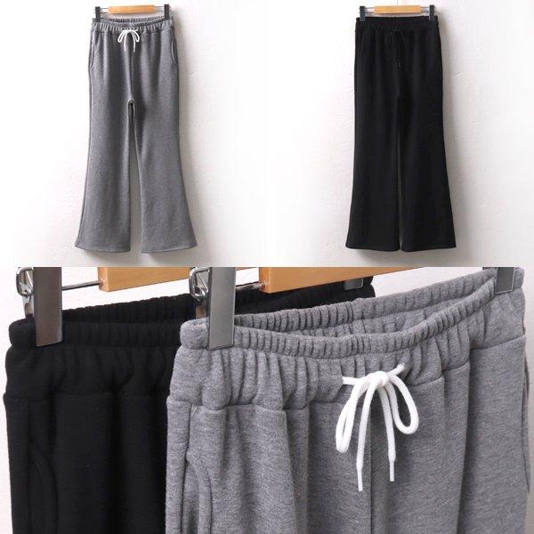 말랑스판부츠컷바지 CM7990M001  도매 배송대행 미시옷 임부복